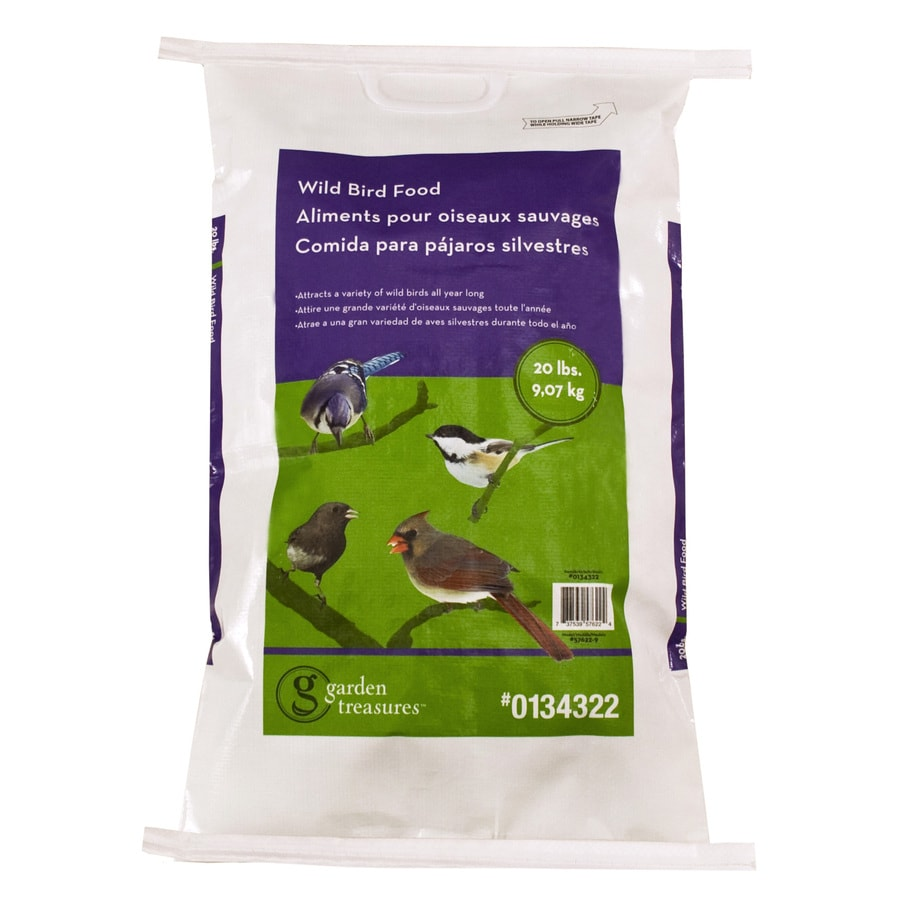 Garden Treasures 20-lb Bird Seed Bag (Millet)