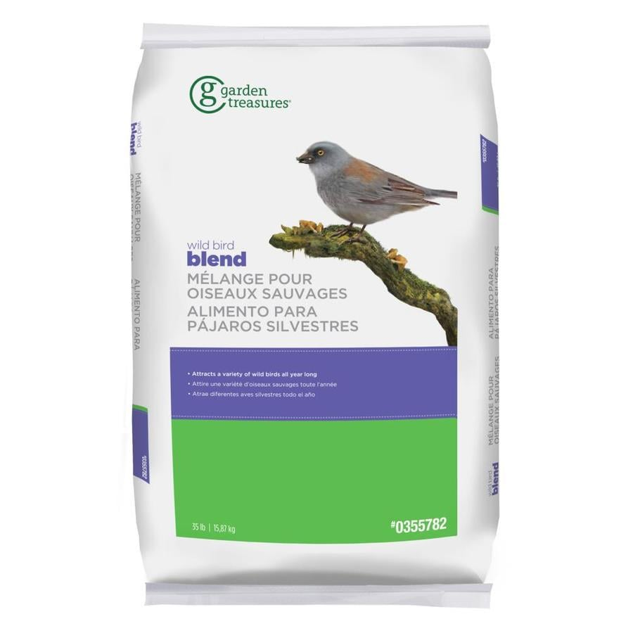 Garden Treasures 35 Lb Wild Bird Seed