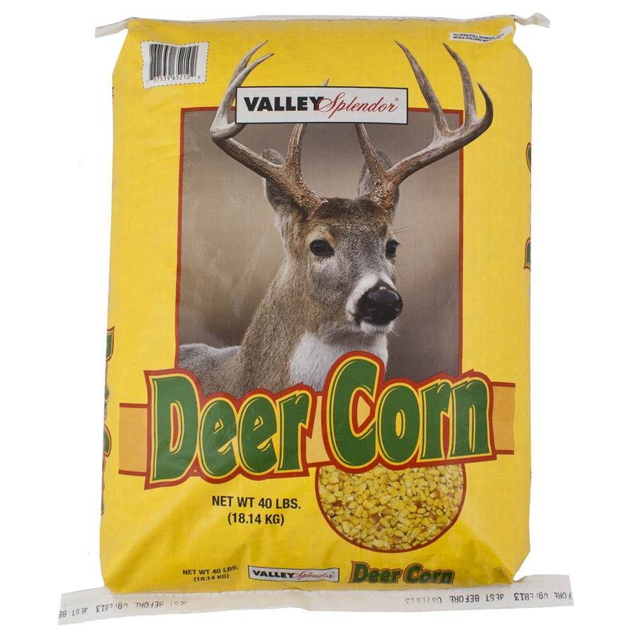 Valley Splendor 40-lb Deer Corn and Seed Cake