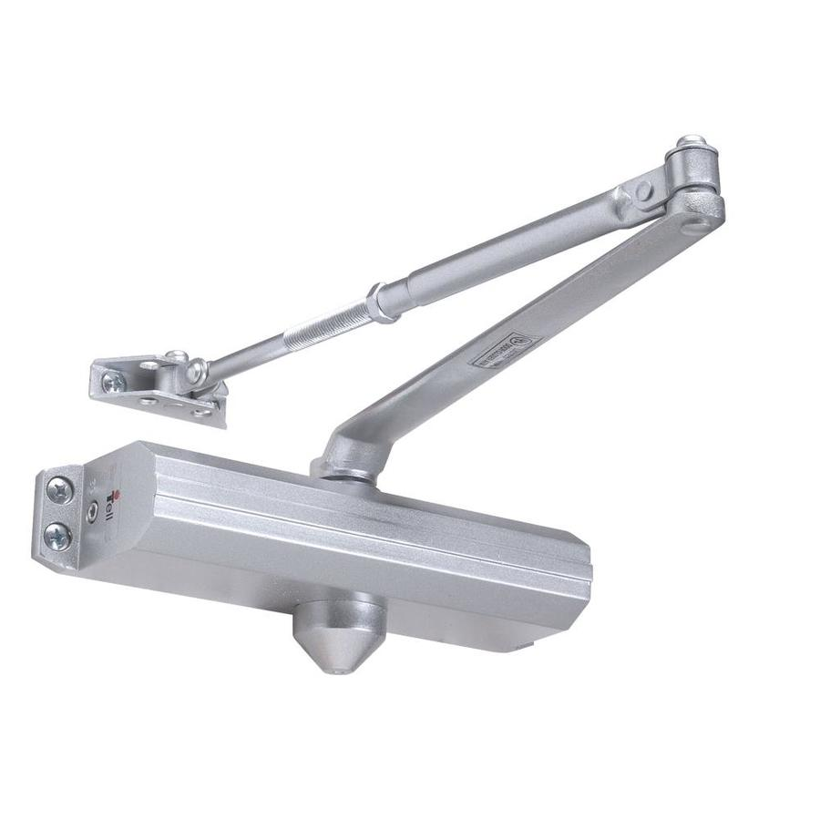 TELL MANUFACTURING, INC. Adjustable Commercial Grade Door Closer