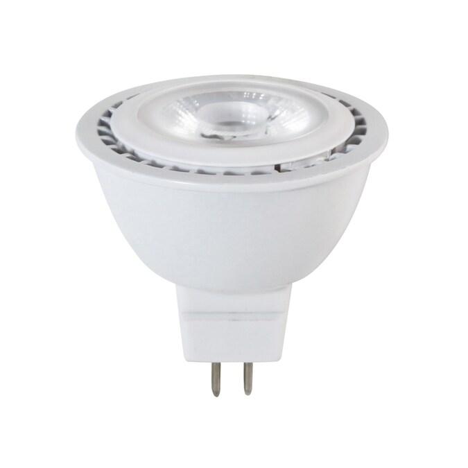 Kichler 50 Watt Eq Mr16 Warm White Led Light Bulb In The General Purpose Led Light Bulbs Department At Lowes Com