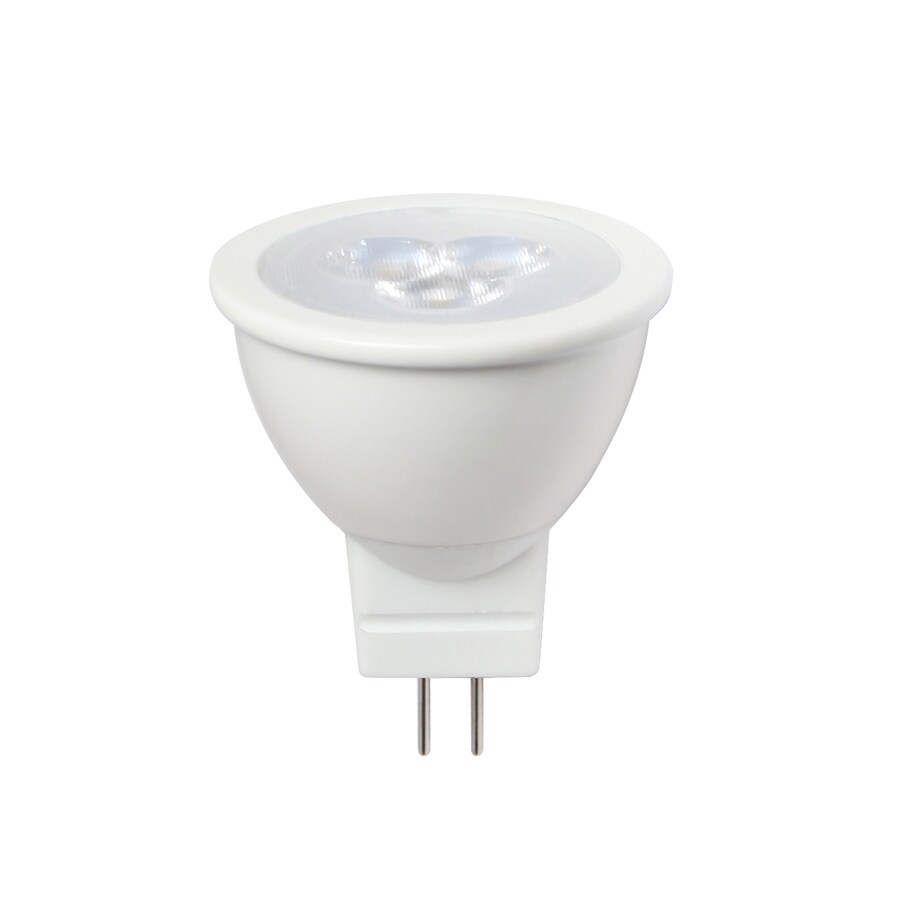 shop kichler 25 w equivalent dimmable warm whitemr11 led landscape light bulb at. Black Bedroom Furniture Sets. Home Design Ideas
