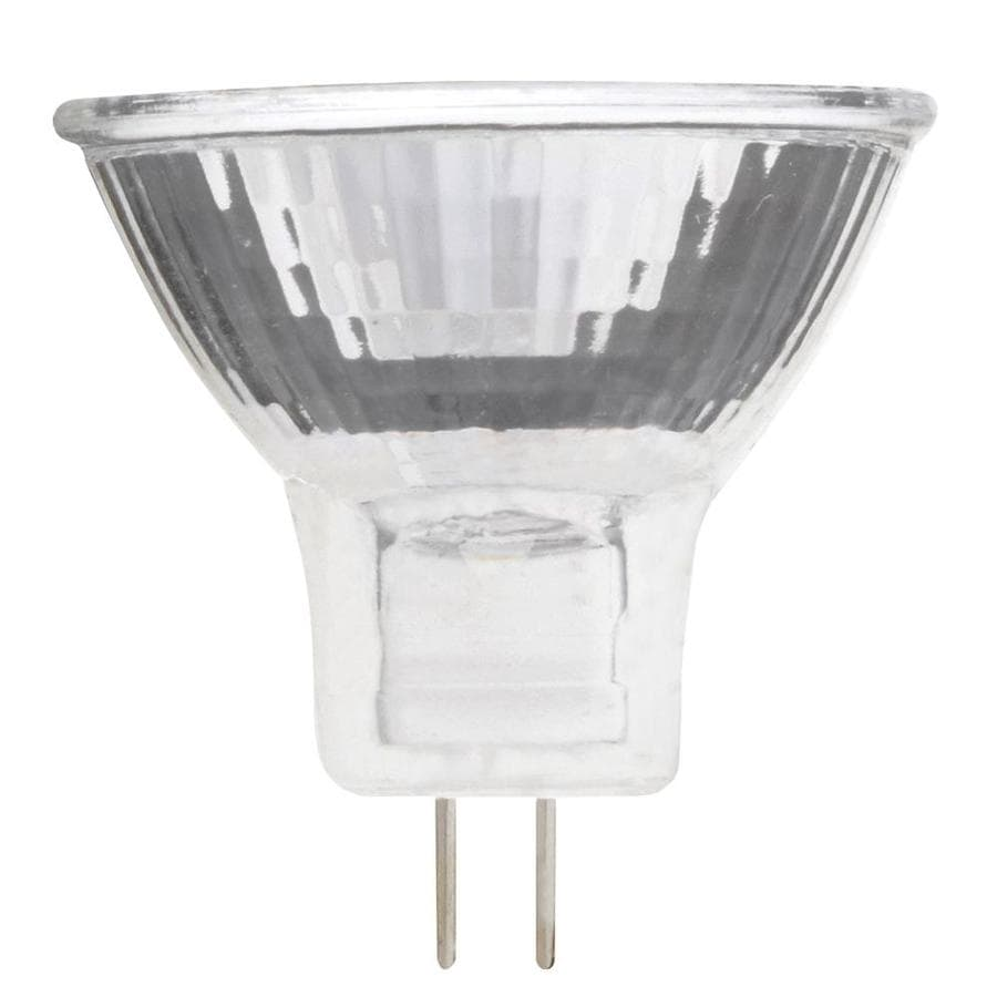 Kichler 2-Pack 20-Watt Dimmable Warm White Mr11 Halogen Landscape Light Bulb