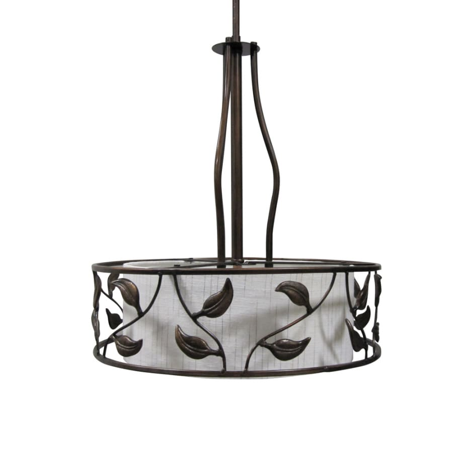 Westwood Collection 18-in Dark Oil-Rubbed Bronze Single Pendant