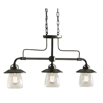 Brushed Nickel Pendant Light Lowes Lighting Fixtures Dining ...