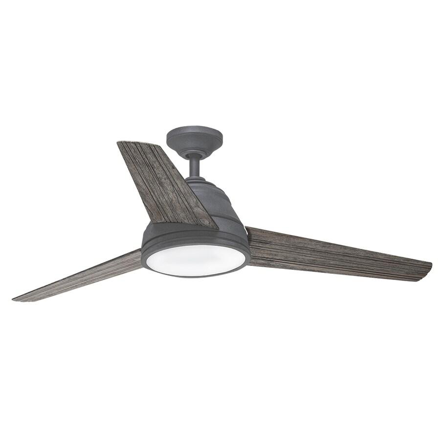 Shop Kichler 52-in Weathered Zinc Indoor/Outdoor Downrod
