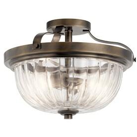Semi Flush Mount Light Ceiling Lights At Lowes