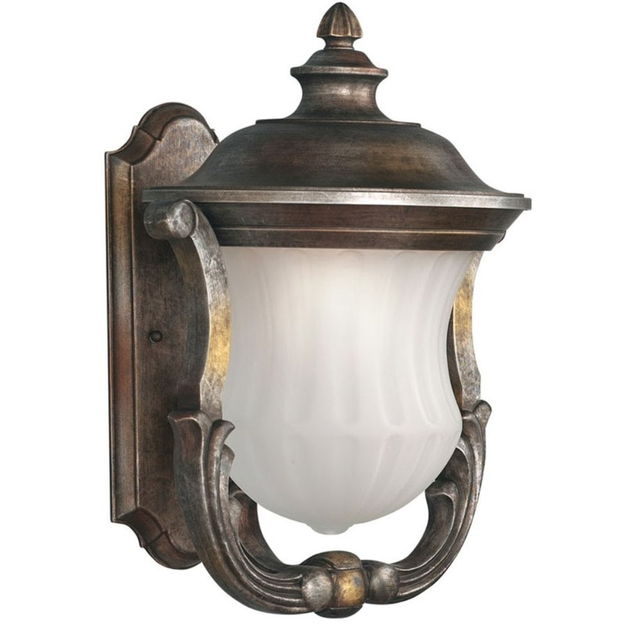 Portfolio Cambridge 17.43-in H Cambridge Outdoor Wall Light