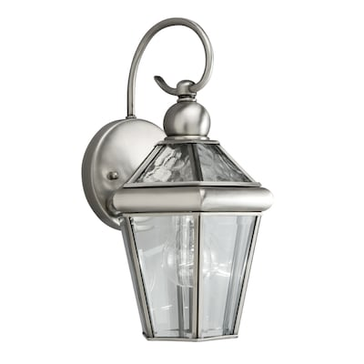 Capretti 13 37 In H Antique Pewter Outdoor Wall Light