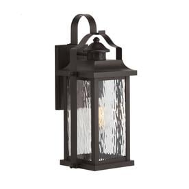 Kichler Linford H Olde Bronze Medium Base E 26 Outdoor Wall Light