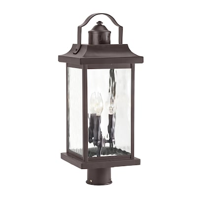 Linford 180 Watt 22 13 In Olde Bronze Antique Traditional Post Light