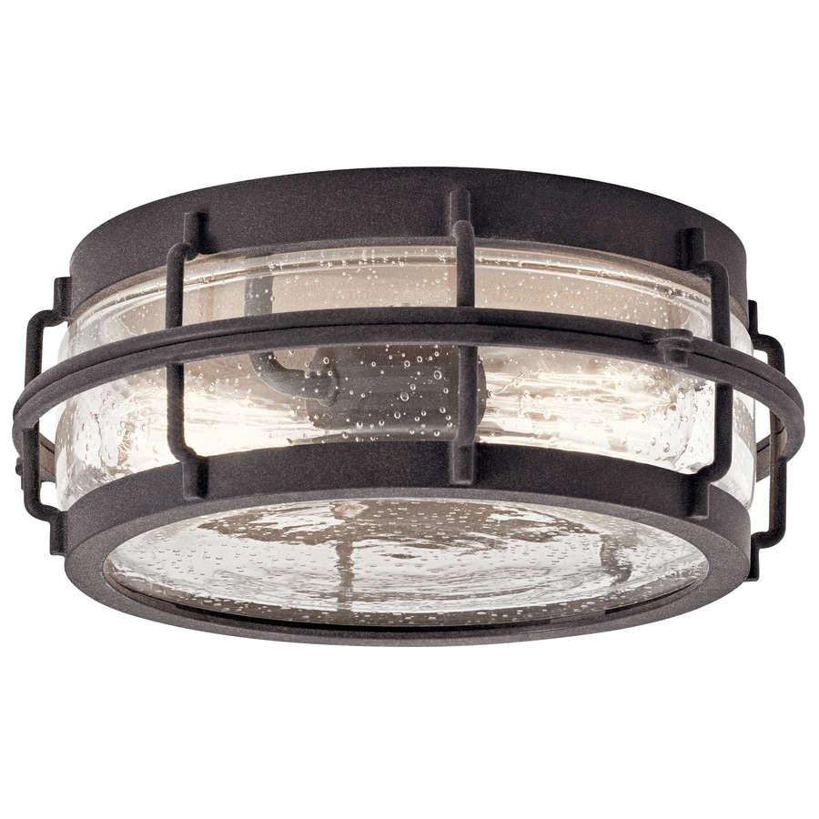 Outdoor Flush Mount Lights At Lowes Com