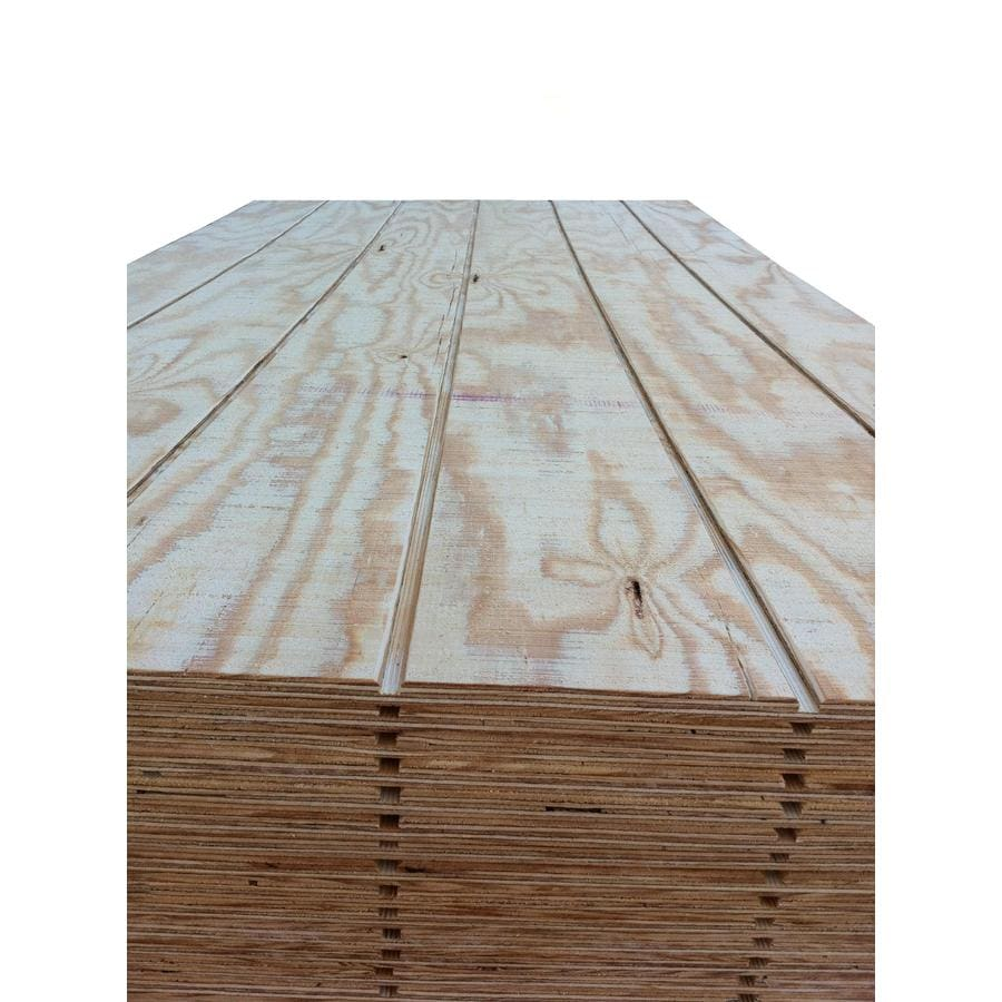 Structural Plywood At Lowes Com