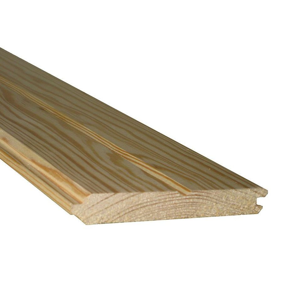 Tongue and Groove Pattern Stock Southern Yellow Pine Board ...