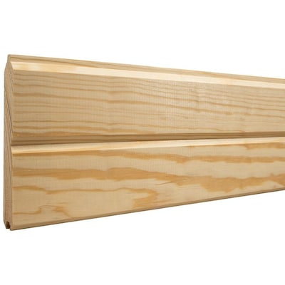 Tongue And Groove Wall Plank
