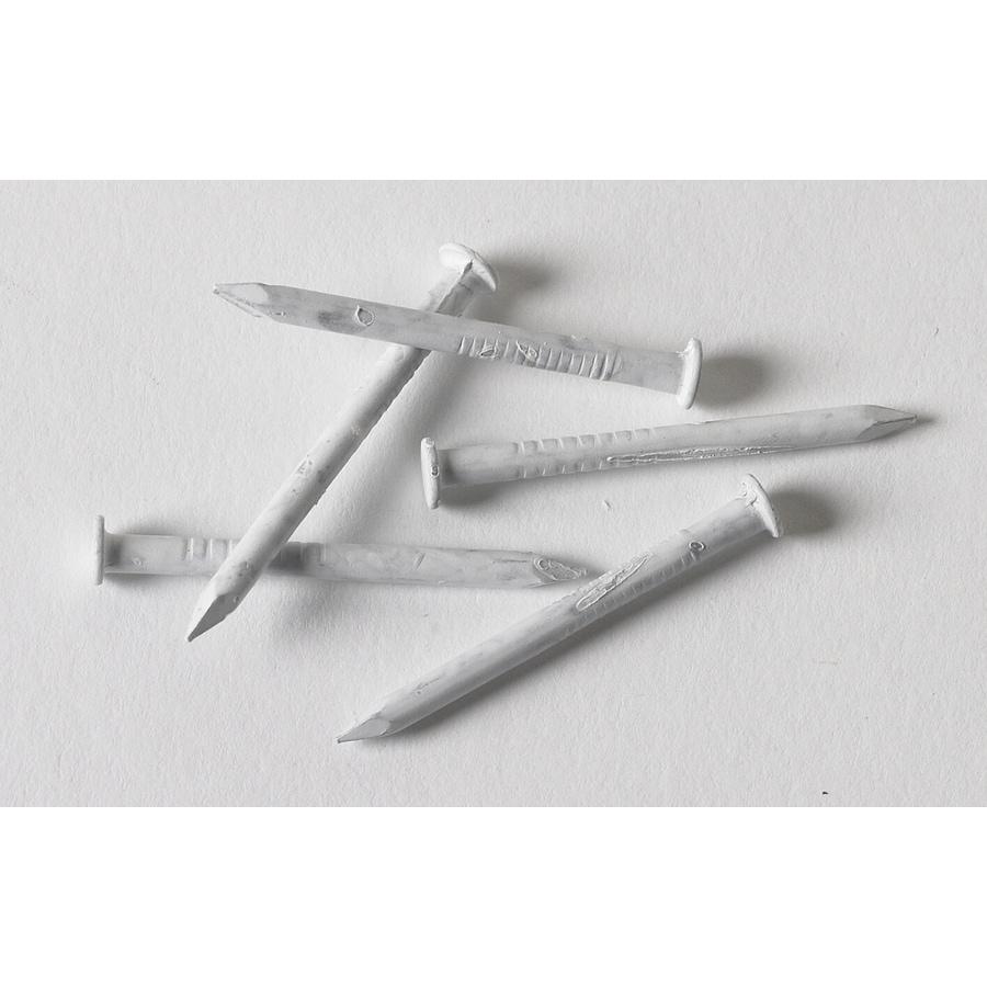 Nichols Wire 1/4-lb 1-1/4-in Aluminum Hy-Tensil Alloy Nails