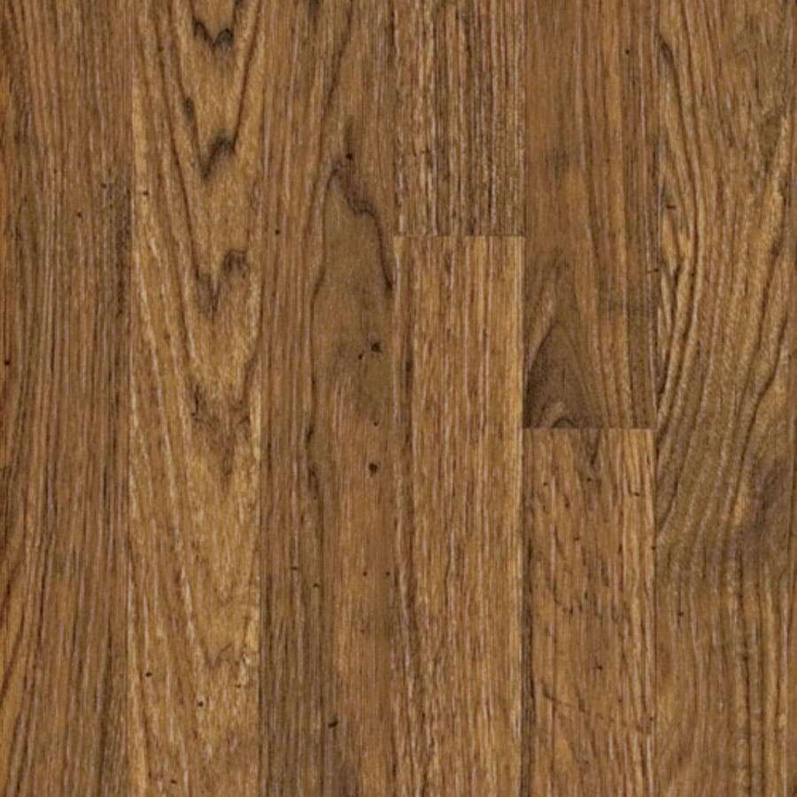 Shop pergo max w x l historic hickory for Pergo laminate flooring