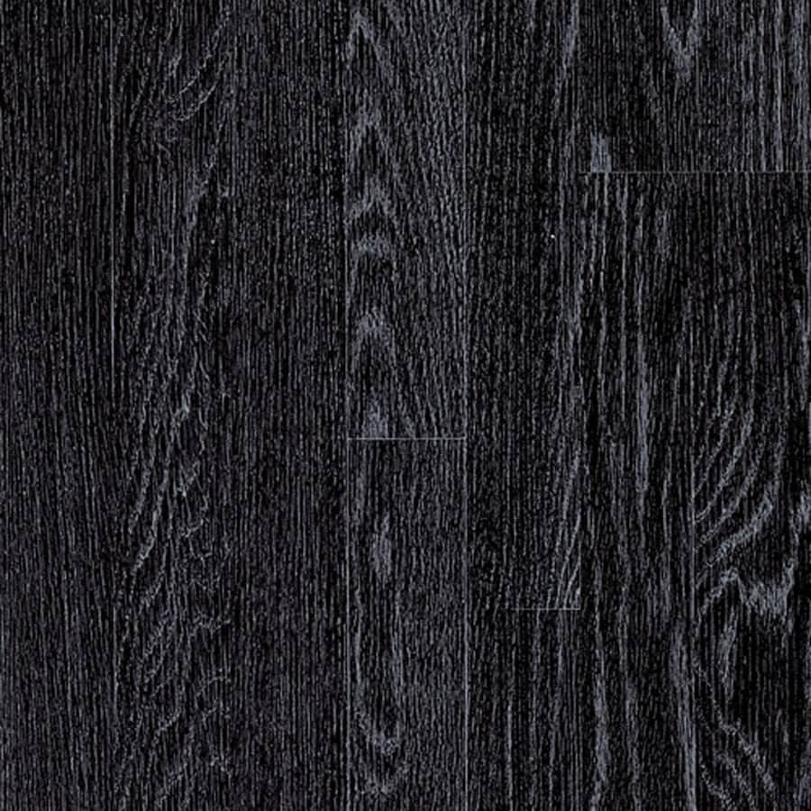 Pergo MAX 7.61-in W x 3.96-ft L Ebonized Oak Embossed Wood Plank Laminate Flooring