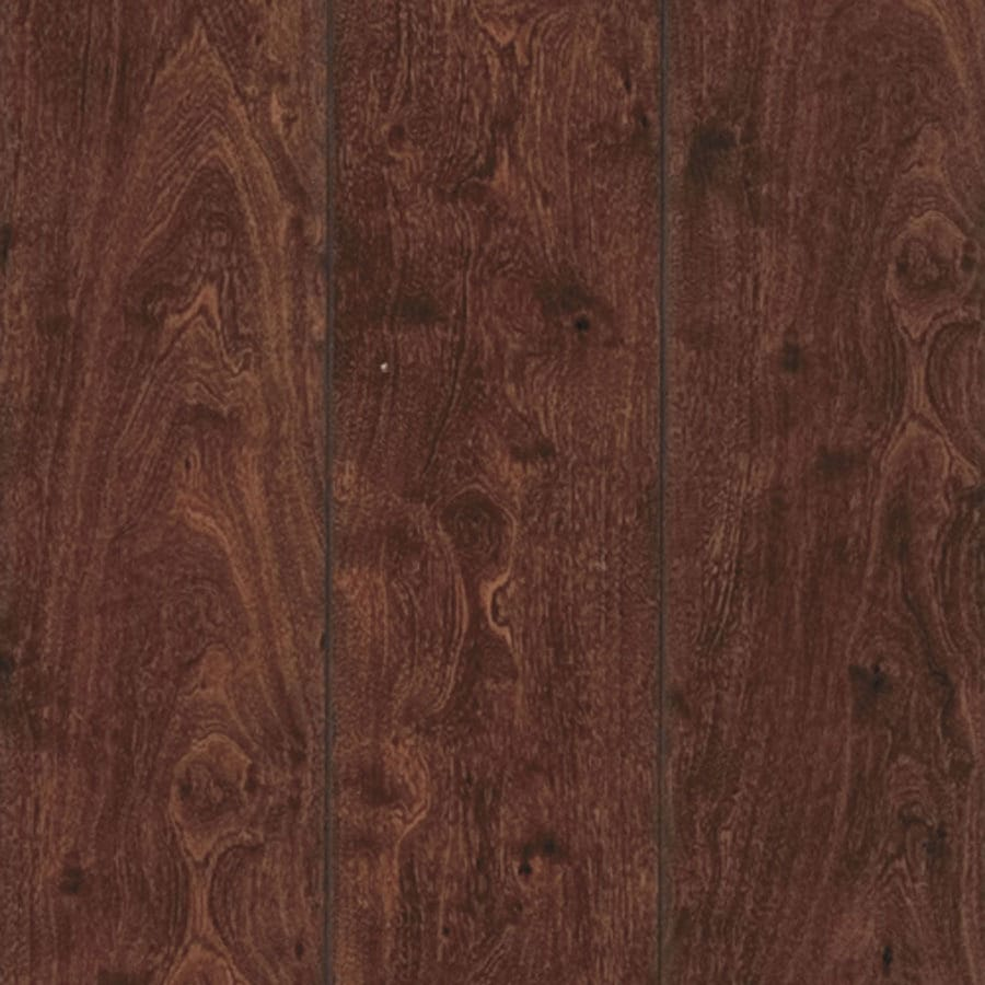 Pergo MAX 4.92-in W x 3.99-ft L Mojave Mesquite Smooth Wood Plank Laminate Flooring