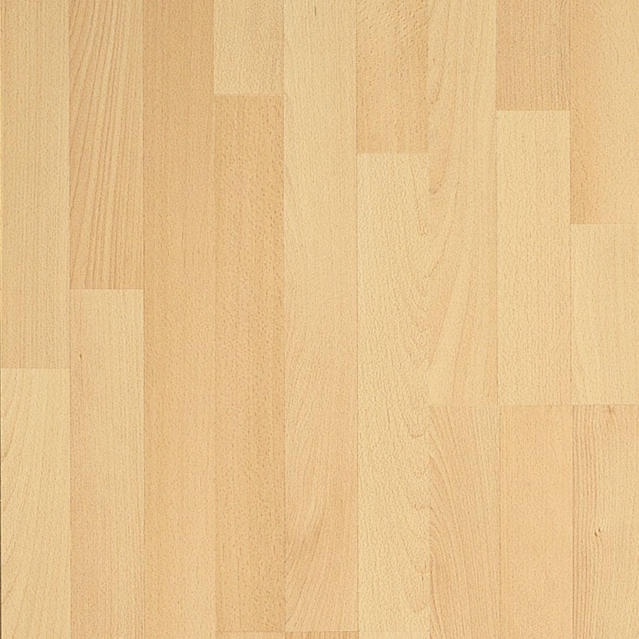 Pergo Max 7.61-in W x 3.96-ft L Satin Beech Wood Plank Laminate Flooring