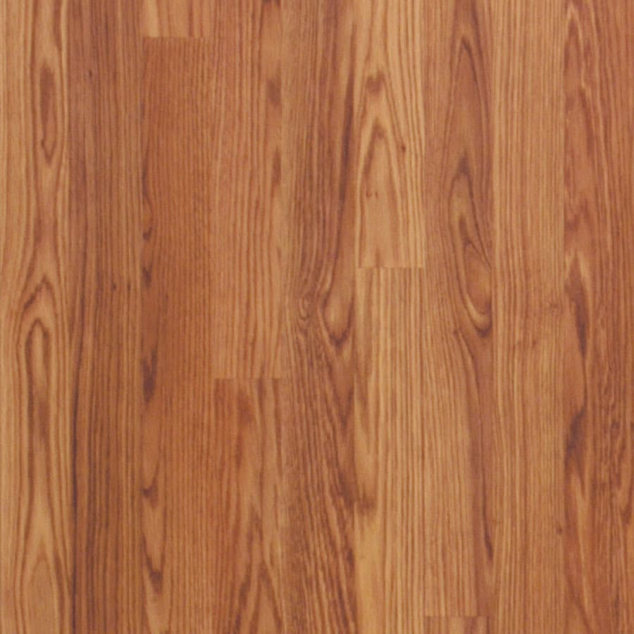 Pergo Max 7.61-in W x 3.96-ft L Galveston Oak Wood Plank Laminate Flooring