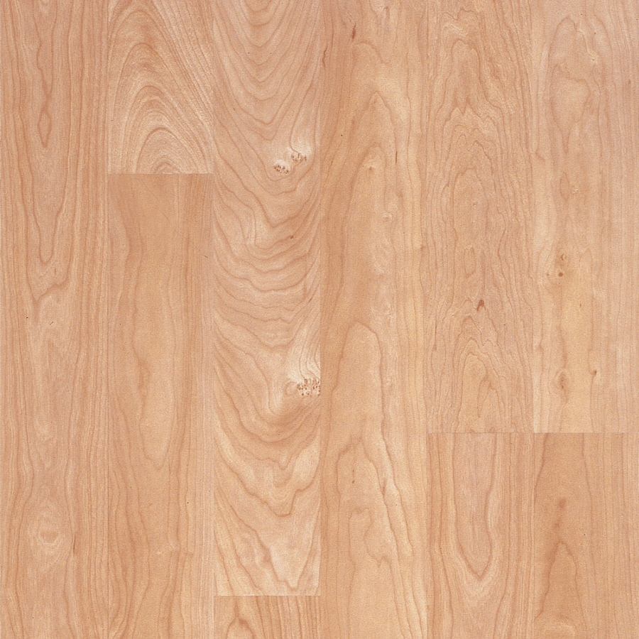 Shop pergo max w x l atlantic maple wood for Pergo laminate flooring