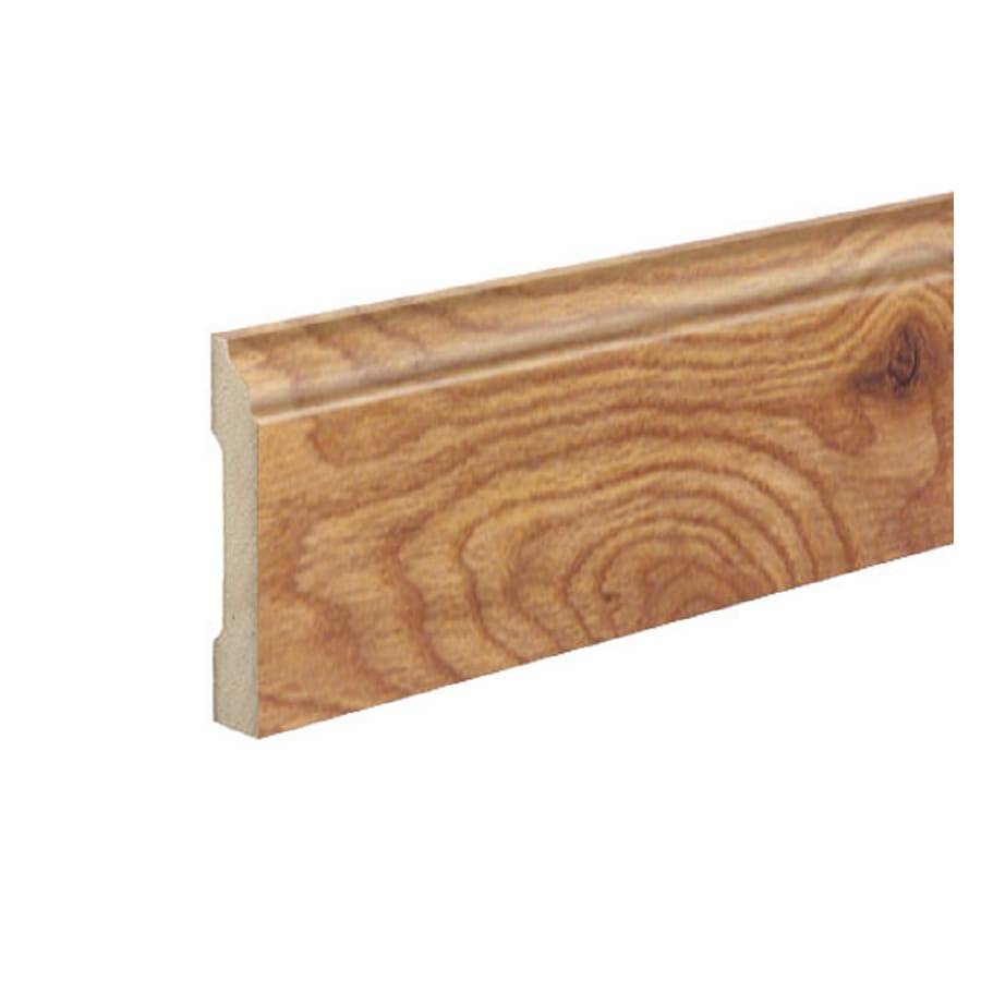 SimpleSolutions 3.3-in x 94.48-in Oak Base Floor Moulding