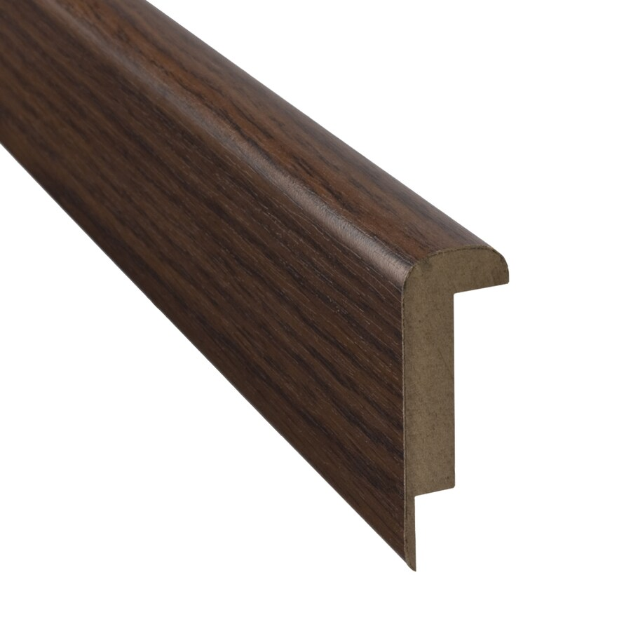 Pergo 2.37-in x 78.74-in HS Nutmeg Hickory Stair Nose Floor Moulding