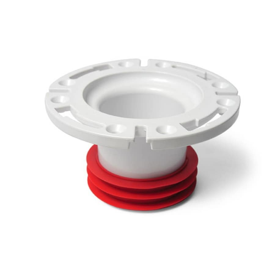 Sioux Chief 7-in White ABS Toilet Flange