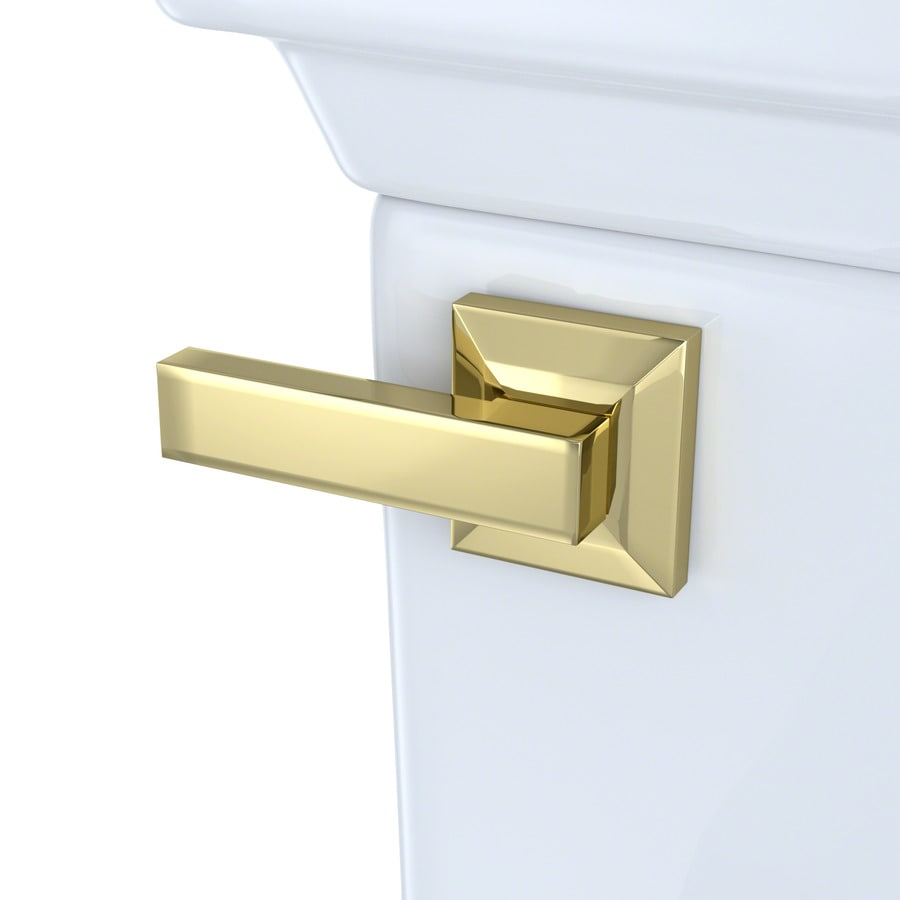 TOTO Lloyd Polished Brass Toilet Handle