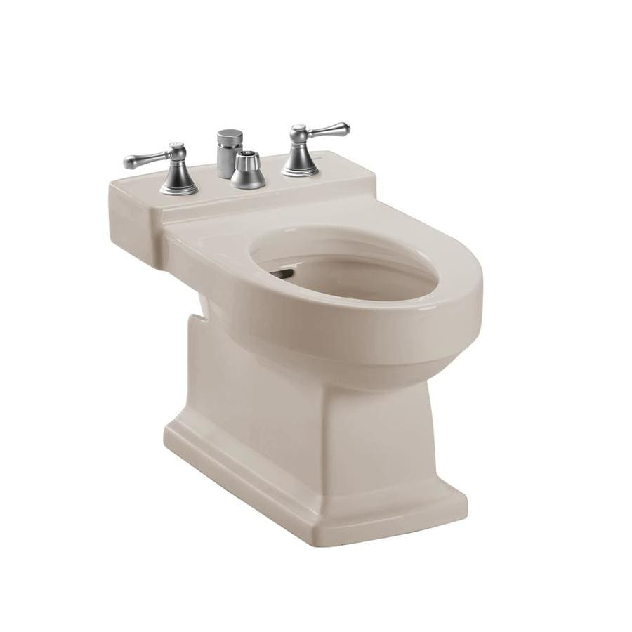 TOTO Lloyd 15-in H Sedona Beige Elongated Bidet