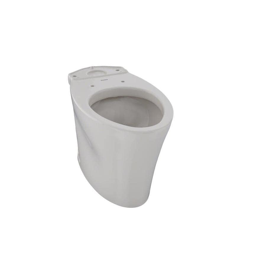 shop toto eco nexus sedona beige elongated chair height toilet bowl at. Black Bedroom Furniture Sets. Home Design Ideas