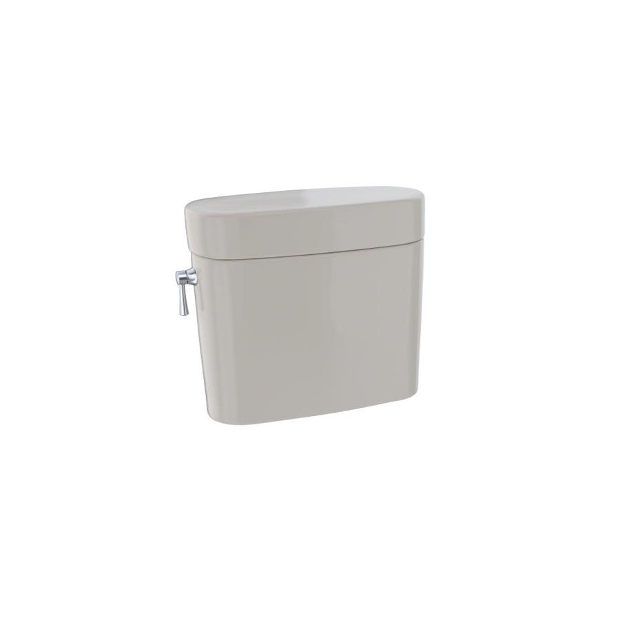 TOTO Nexus Bone 1.28-GPF (4.85-LPF) 12 Rough-In Single-Flush High-Efficiency Toilet Tank