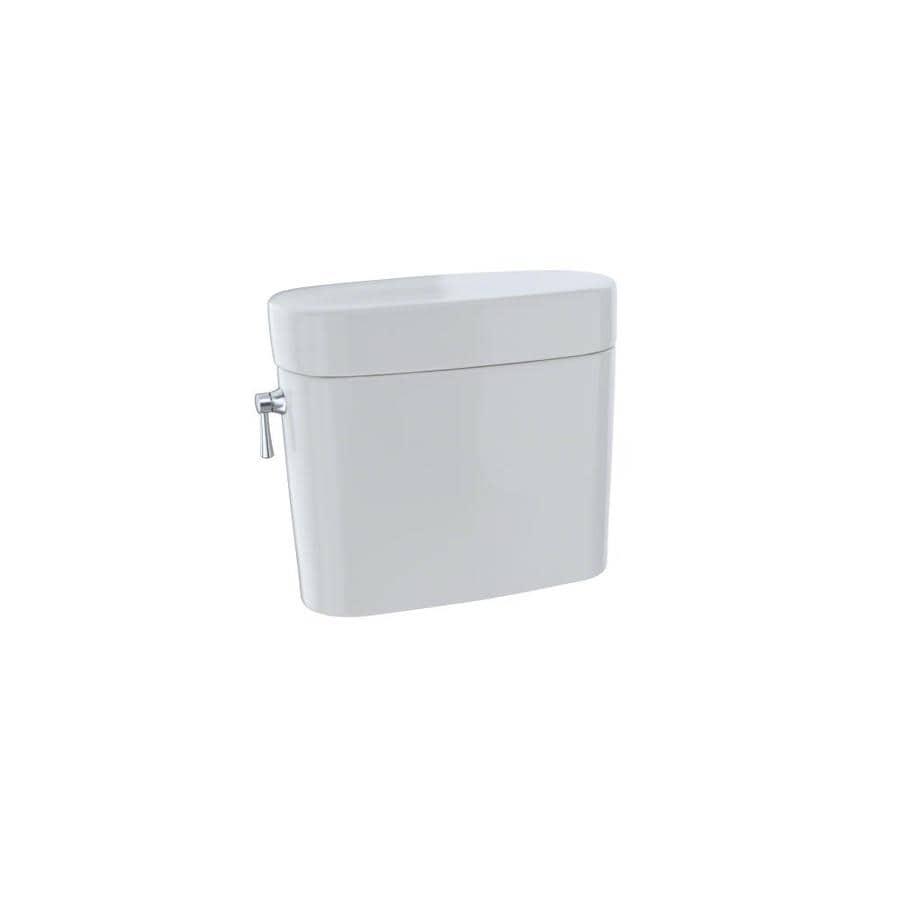 TOTO Nexus Colonial White 1.28-GPF (4.85-LPF) 12 Rough-In Single-Flush High-Efficiency Toilet Tank