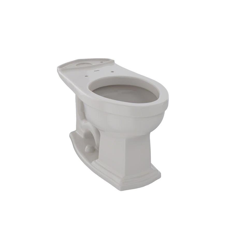 TOTO Eco Clayton Chair Height Sedona Beige 12 Rough-In Elongated Toilet Bowl