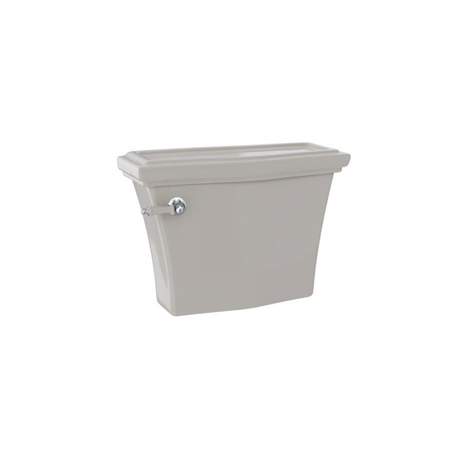 TOTO Clayton Bone 1.28-GPF (4.85-LPF) 12 Rough-In Single-Flush High-Efficiency Toilet Tank