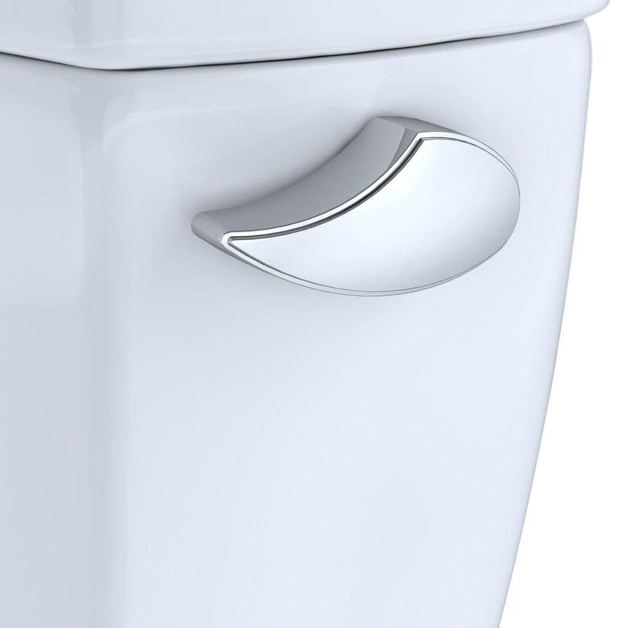 TOTO Carusoe, Drake Polished Chrome Toilet Handle
