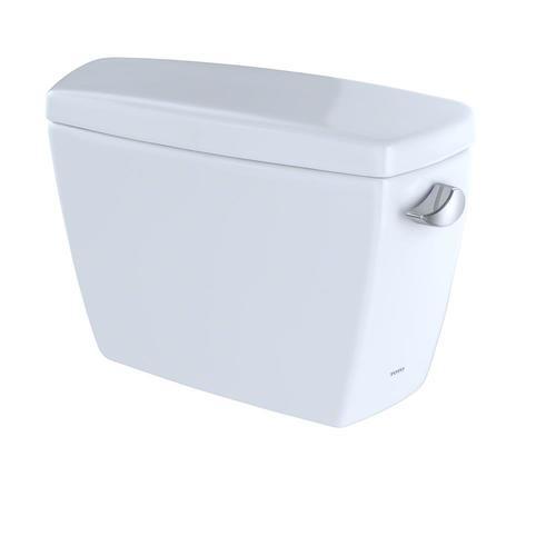 Efficiencies Near Me: TOTO Drake Cotton White 1.28-GPF Single-Flush High