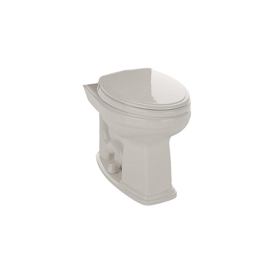 TOTO Promenade Chair Height Sedona Beige 12 Rough-In Elongated Toilet Bowl