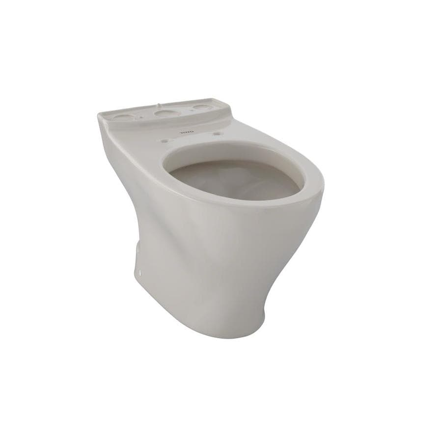 TOTO Aquia II Standard Height Bone 12 Rough-In Elongated Toilet Bowl