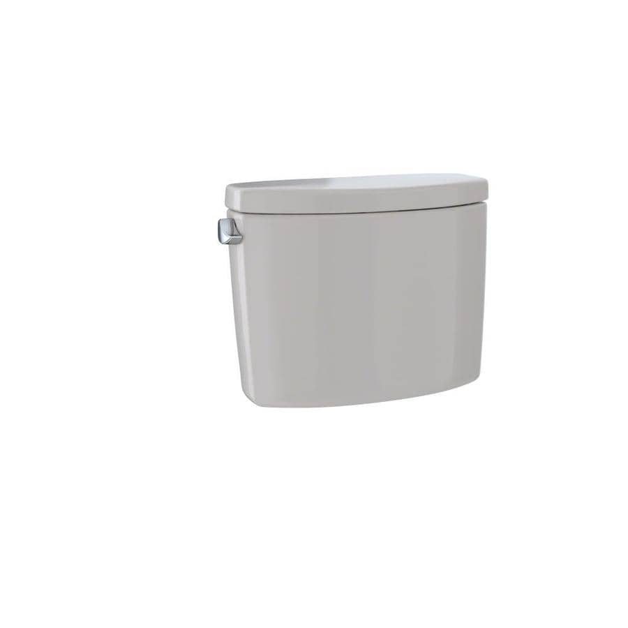 TOTO Drake II Sedona Beige 1.28-GPF Single-Flush High-Efficiency Toilet Tank