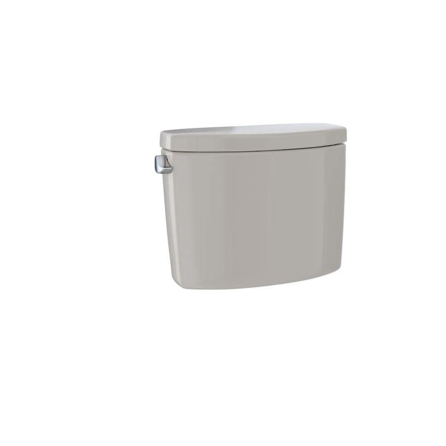 TOTO Drake II Bone 1.28-GPF Single-Flush High-Efficiency Toilet Tank