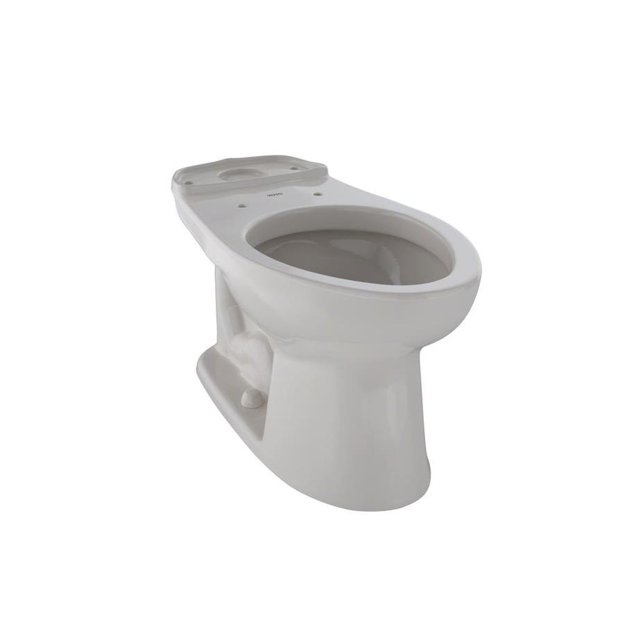 shop toto eco drake sedona beige elongated chair height toilet bowl at. Black Bedroom Furniture Sets. Home Design Ideas