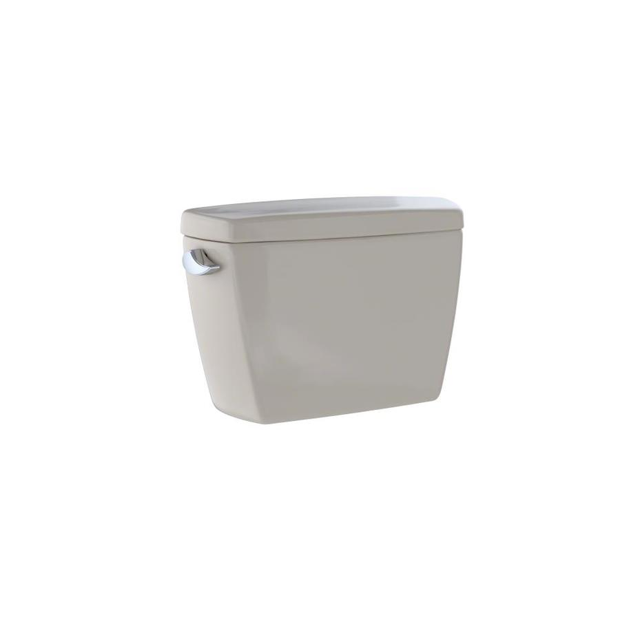 TOTO Drake Bone 1.28-GPF (4.85-LPF) 12 Rough-In Single-Flush High-Efficiency Toilet Tank