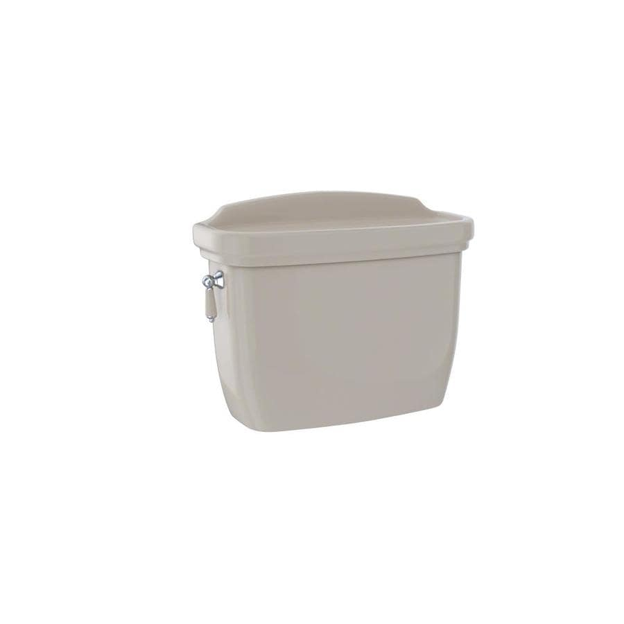 TOTO Dartmouth Bone 1.28-GPF Single-Flush High-Efficiency Toilet Tank