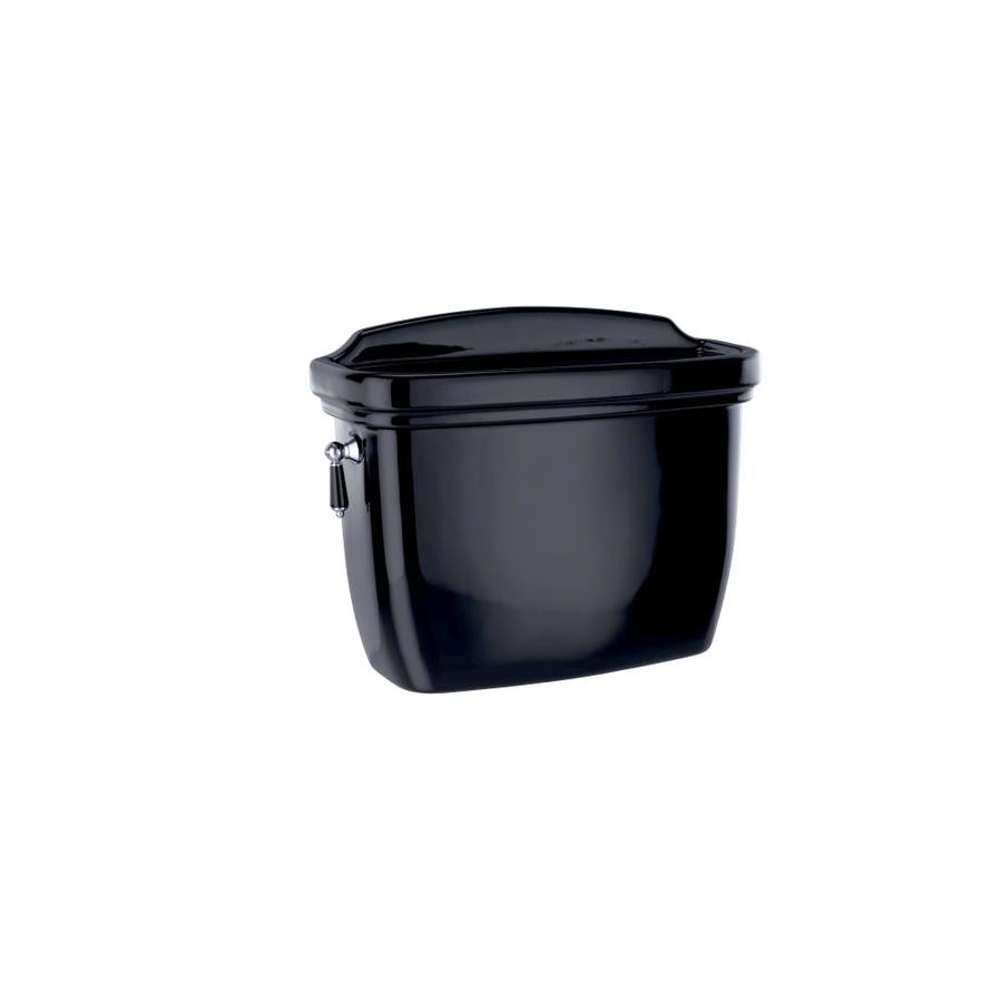 TOTO Dartmouth Ebony 1.28-GPF Single-Flush High-Efficiency Toilet Tank