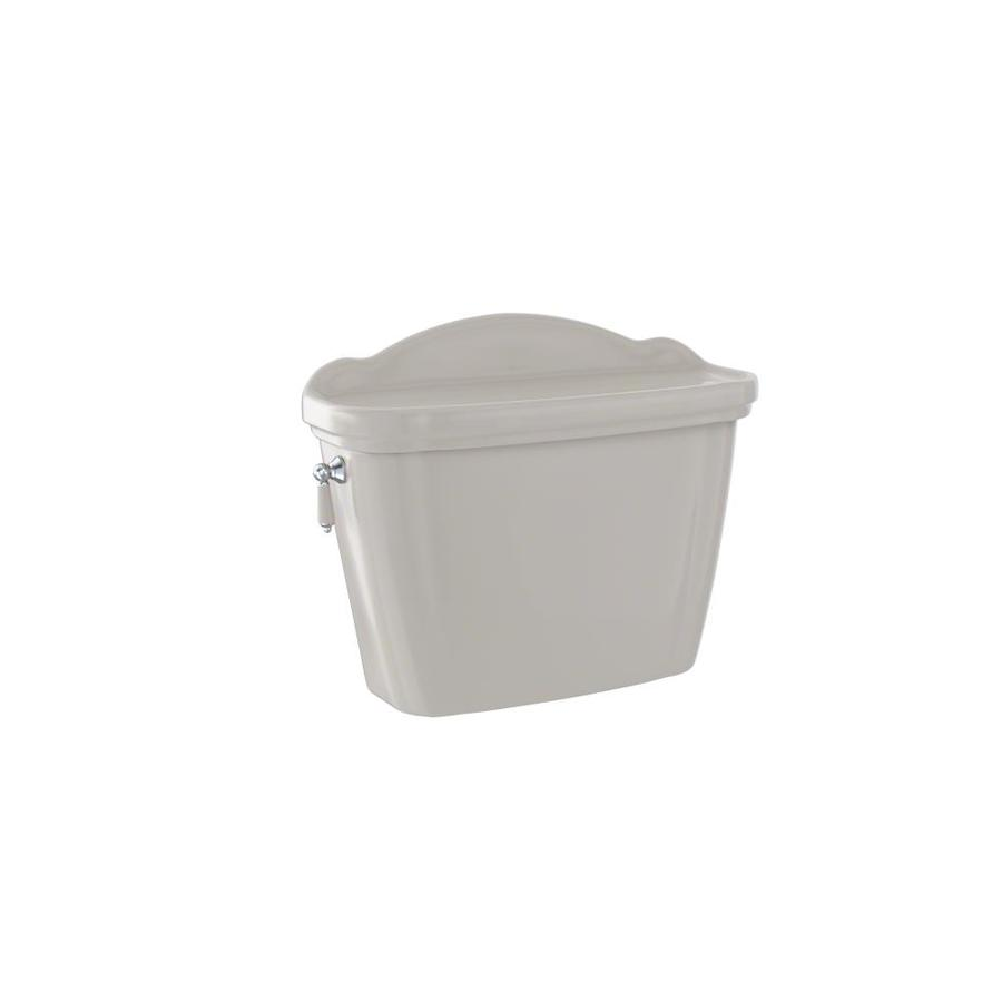 TOTO Whitney Bone 1.28-GPF Single-Flush High-Efficiency Toilet Tank
