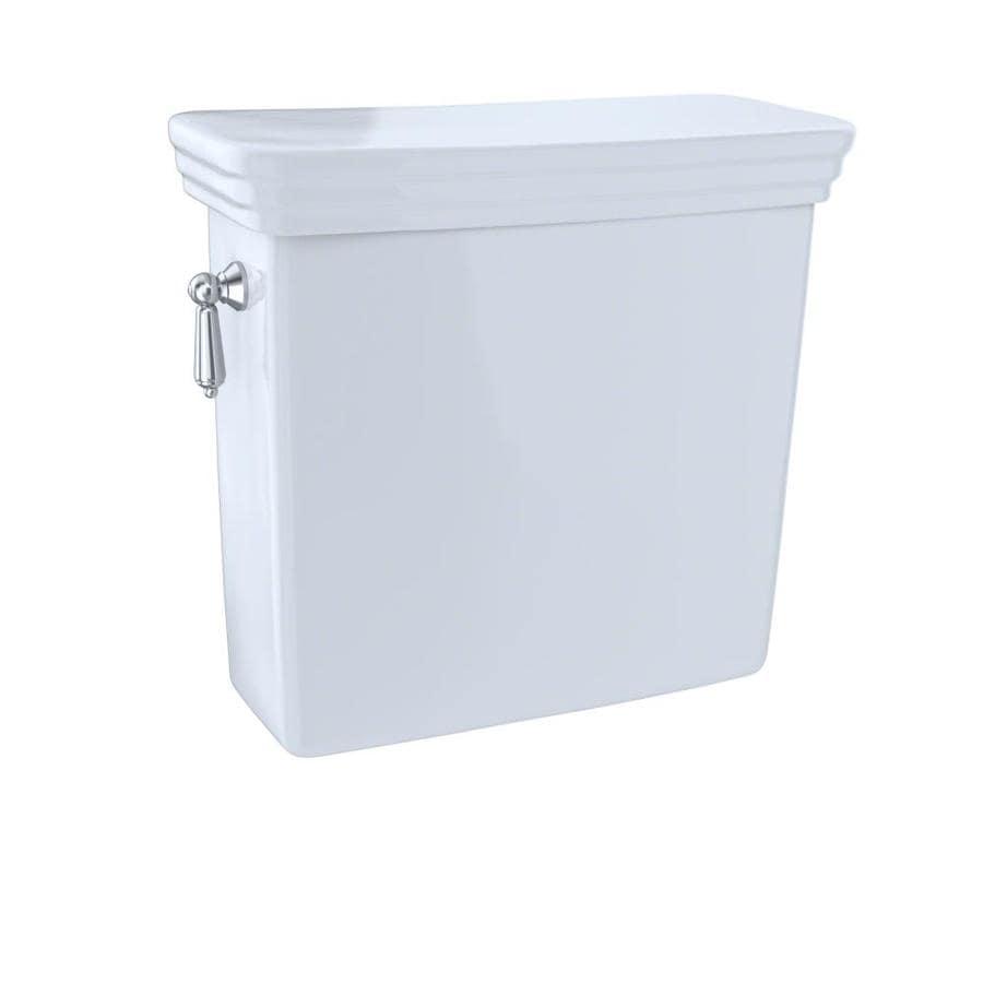TOTO Promenade Cotton White 1.28 Single-Flush High-Efficiency Toilet Tank