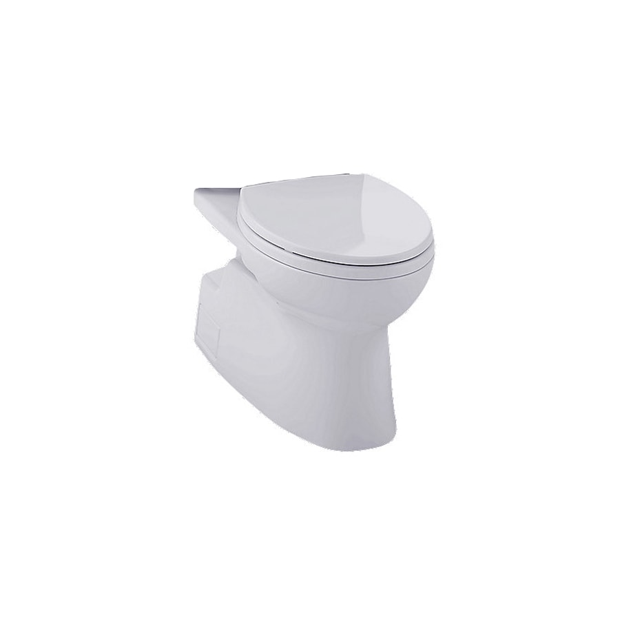 TOTO Vespin II Chair Height Colonial White 12 Rough-In Elongated Toilet Bowl