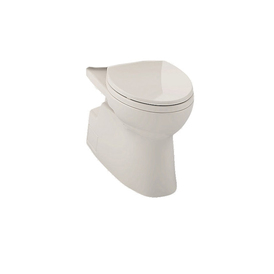TOTO Vespin II Chair Height Sedona Beige 12 Rough-In Elongated Toilet Bowl